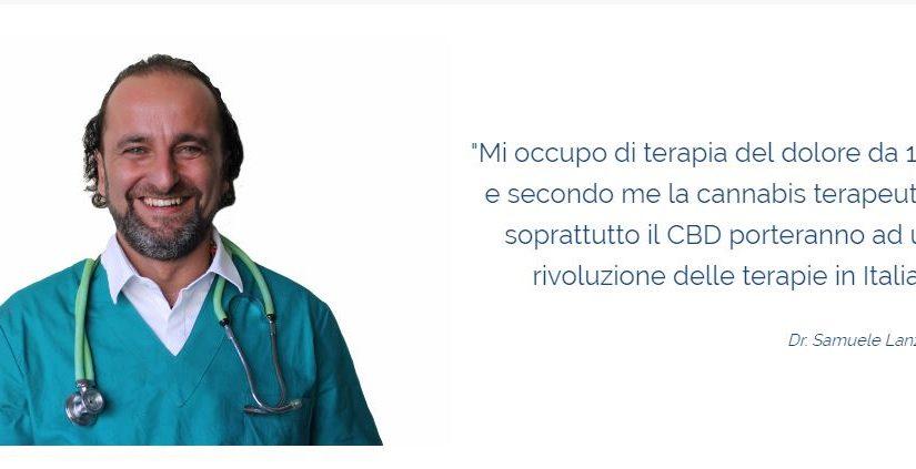 "Dott. Lanzarotti: ""Perchè utilizzo CBD e per quali patologie è utile"""